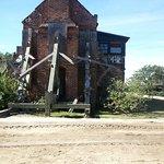 Building on Boone Hall Plantation.
