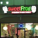 Exterior of Sweet Frog