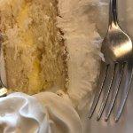 Coconut cream cake!