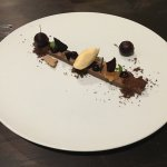 Chocolate, cherry and tabacoo
