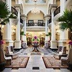 Wadord Astoria Club Lobby