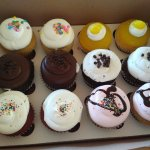 Cupcake assortment from Patty's Cakes and Desserts in Fullerton, CA