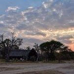 Sunrise at Bomani Tented Lodge