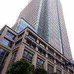 The very impressive Mandarin Oriental Tokyo