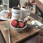 Photo of Max Brenner Chocolate Bar