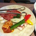Foto de Dairyoku Kazoku Tei Yakiniku Korean Cuisine
