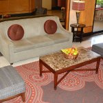 Lobby Sitting Area Adria Hotel