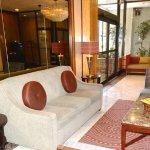 Lobby View Adria Hotel Batside