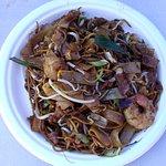 Penang Kweh Teow & egg noodle