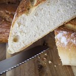 Locally sourced bread