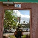 Fruit & Spice Park Foto