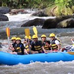 There so much more Bali has  offer to  tourists in Bali, one of them is white water rafting. adv