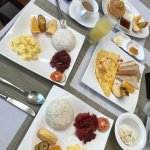 Our big breakfast