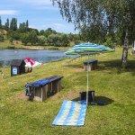 Water reservoir Matylda and Benedikt
