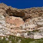 Montezuma's Castle!