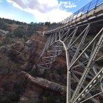 Cool metal bridge