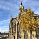 Notre Dame Cathedral Foto