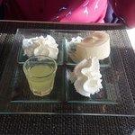 Le dessert autour du Limoncello