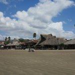 Palapas de la Playa de San Juan del Sur