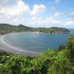 San Juan del Sur. Vista General