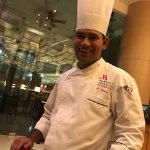 Chef Reddy.The lamb soup was awesome. I had very evening