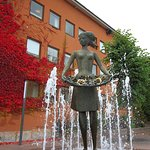 The Rose Maiden Molde Town Hall Foto