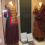 Amazing attires, all made from hand printing
