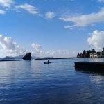 Kayaking at Lagen lagoon!