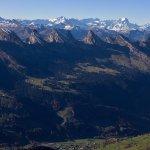 Säntis der Berg Foto