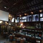 Bar Area in the Restaurent