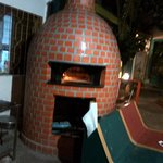 wood fired oven for Pizza making