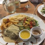 Surf and turf - excellent!