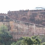 Jaigarh fort entrance and Jaivana cannon shed