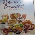 Help yourself breakfast