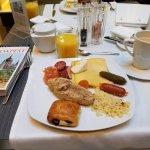 My daily breakfast!