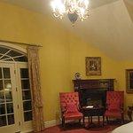 King suite, room 210