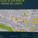 Foto de Plaza de Medina del Campo