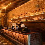 Unforgettable bar with character