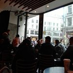 Photo of Starbucks Victoria Station London