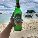 Photo de Zanom Sunrise Beach Restaurant