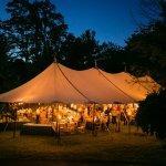 Tented Wedding on the Far Lawn