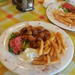 Foto di Taverna Naousa