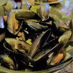 SJFX Mussels, very good