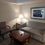 King bedroom Jr. Suite, view