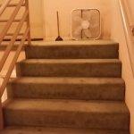 Stairwell...