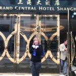 Foto van Grand Central Hotel Shanghai