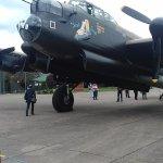 Just Jane Lancaster Bomber