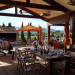 Tasting room: OIl and Wine