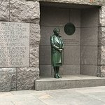 Photo of Franklin Delano Roosevelt Memorial