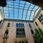 Skylight - Isabella Stewart Gardner Museum